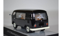 VOLKSWAGEN T1 Hearse (катафалк) 1960 Black, масштабная модель, Premium ClassiXXs, 1:43, 1/43