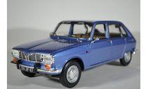 RENAULT 16 1968 синий мет., масштабная модель, Norev, scale18