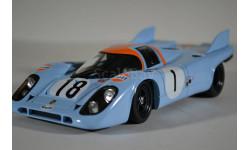 PORSCHE 917K #18 Le Mans Training OliverSiffertBell 1971, масштабная модель, Norev, 1:18, 1/18