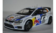 Volkswagen POLO R WRC #8 S.Ogier-J.Ingrassia Winner Rally France 2013 (World Champion), масштабная модель, Norev, 1:18, 1/18
