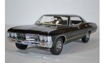 CHEVROLET Impala Sport Sedan 1967 (из телесериала Сверхестественное 1 сезон ), масштабная модель, Greenlight Collectibles, 1:18, 1/18