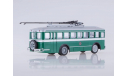 Троллейбус ЛК-2, масштабная модель, 1:43, 1/43, Советский Автобус