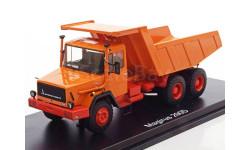MAGIRUS 290 D26K 6х4(самосвал) 1975 Orange