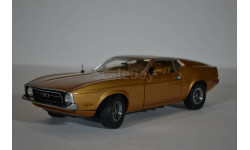 Ford Mustang Sportsroof - Medium Brown  1971, масштабная модель, Sunstar, 1:18, 1/18