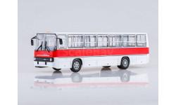 Ikarus-260 городской , бело - красный
