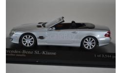 Mercedes-Benz SL-CLASS R230 2007 SILVER