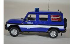 Mercedes-Benz 230 GE (W460) - 1991 - THW SAARBRÜCKEN, масштабная модель, Minichamps, scale43