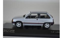 Opel CORSA A 1988 STEFFI SPECIAL, масштабная модель, Minichamps, scale43
