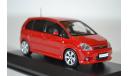 Opel MERIVA OPC 2006 RED, масштабная модель, Minichamps, 1:43, 1/43