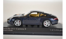 Porsche 911 Carrera S 2004 (Grey metallic)