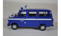 FORD TRANSIT BUS 1977 ´THW KÖLN´ blue
