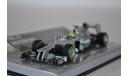 MERCEDES AMG PETRONAS F1 TEAM W03 - NICO ROSBERG - 2012, масштабная модель, Mercedes-Benz, Minichamps, 1:43, 1/43
