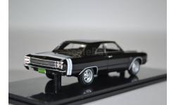 Dodge Dart GTS - gloss black 1968