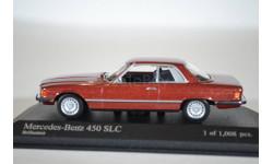 Mercedes-Benz 450 SLC C107 (W107) 1974 красный мет