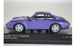 Porsche 911 1993 (Purple metallic)