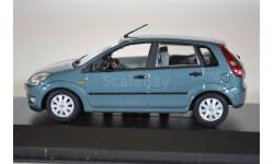 Ford Fiesta 5 door 2001 Petrolgreen