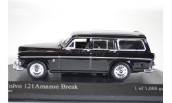 Volvo 121 AMAZON BREAK - 1966 - BLACK