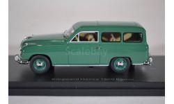 BORGWARD Hansa 1500 Estate 1951 зеленый
