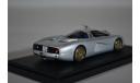 ISDERA 112i Commendatore 1993 серебристый, масштабная модель, Best of Show, 1:43, 1/43