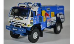 КАМАЗ 4326 'КАМАЗ-Мастер' 505_(2), масштабная модель, DiP Models для ПАО КАМАЗ, 1:43, 1/43
