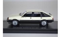 OPEL Ascona CC SR (5 дверей) 1981 White, масштабная модель, Best of Show, scale43