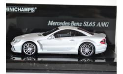 Mercedes-Benz SL65 AMG BLACK SERIES (R230) 2009 MATT SILVER LINEA OPACA