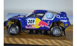 Volkswagen Touareg Rally Barcelona-Dakar 2005 #307 SabyPerin, масштабная модель, Minichamps, scale43