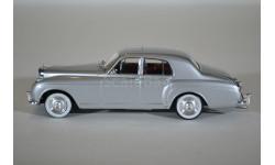 BENTLEY CONTINENTAL S1 1956 SILVER, масштабная модель, Minichamps, 1:43, 1/43