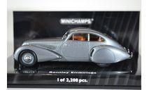 BENTLEY EMBIRICOS - 1938 - SILVER, масштабная модель, Minichamps, 1:43, 1/43