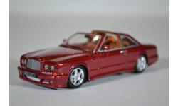 BENTLEY CONTINENTAL SC - 1996 - красный мет, масштабная модель, Minichamps, 1:43, 1/43