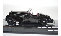 Audi FRONT 225 ROADSTER BLACK 1935