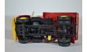 ЗИЛ-ММЗ-555 самосвал (ранняя облицовка радиатора), Автоэкспорт, 1974 год, масштабная модель, 1:43, 1/43, Автоистория (АИСТ)