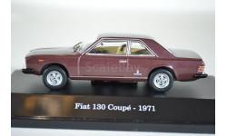 Fiat 130 Coupé 1971 Rosso Amaranto Met