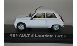 RENAULT 5 Laureate Turbo 1985