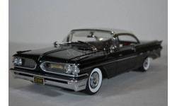 Pontiac Bonneville Hard Top - Cameo Ivory Regent Black 1959, масштабная модель, Sunstar, 1:18, 1/18