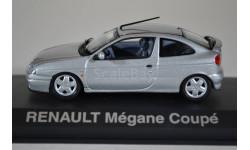 RENAULT Mégane Coupé 2001 Silver