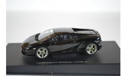 Lamborghini Gallardo LP 560-4 черный мет, масштабная модель, Autoart, scale43