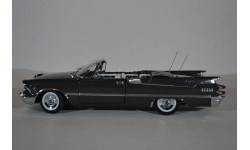 Dodge Custom Royal Lancer Open Convertible, 1959 (pewter poly)