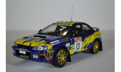 Subaru Impreza 1996 555 #13 P.BourneG.Vincent Rally Australia