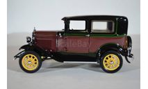 Ford Model A Tudor (Red) 1931, масштабная модель, Sunstar, scale18