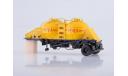 ЗИЛ-130В1 с полуприцепом-муковозом К4-АМГ, масштабная модель, 1:43, 1/43, Start Scale Models (SSM)
