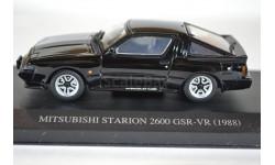 Mitsubishi Starion GSR-VR 1988 black