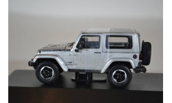 JEEP Wrangler 4х4 Polar Limited Edition (Hard Top) 2014 серебристый
