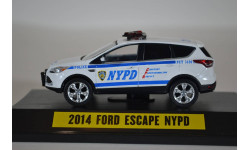FORD Escape (Kuga) New York City Police Department (полиция Нью-Йорка) 2014