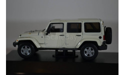 JEEP Wrangler 4х4 Unlimited Mojave Edition 5-дв.(Hard Top) 2011 Sahara Tan, масштабная модель, Greenlight Collectibles, 1:43, 1/43