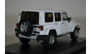 JEEP Wrangler 4х4 Unlimited Mojave Edition 5-дв.(Hard Top) 2011 Bright White, масштабная модель, Greenlight Collectibles, 1:43, 1/43