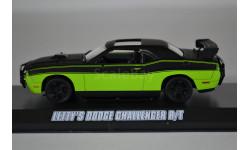 DODGE Challenger SRT-8 2014 Fast & Furious 7 (из кф Форсаж VII), масштабная модель, 1:43, 1/43