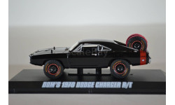 DODGE Charger RT 4x4 Off-Road Version 1970 Fast & Furious 7 (из кфФорсаж VII), масштабная модель, Greenlight Collectibles, 1:43, 1/43