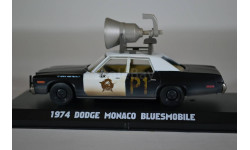 Monaco Bluesmobile Horn on Roof 1974 (из кф Братья Блюз)