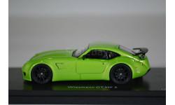 WIESMANN GT MF5 Coupe 2010 зеленый мет, масштабная модель, Schuco, 1:43, 1/43